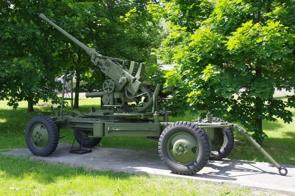 40-мм автоматическая зенитная пушка «Бофорс» Вз.36 (Польша)