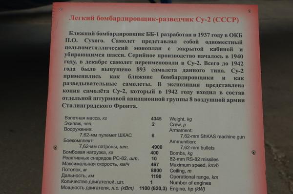 Экспозиция Центрального музея Великой Отечественной войны 1941-1945 гг.