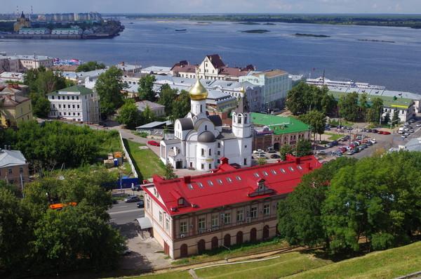 Церковь святого пророка Божия Илии дала название одной из исторических улиц Нижнего Новгорода - Ильинской