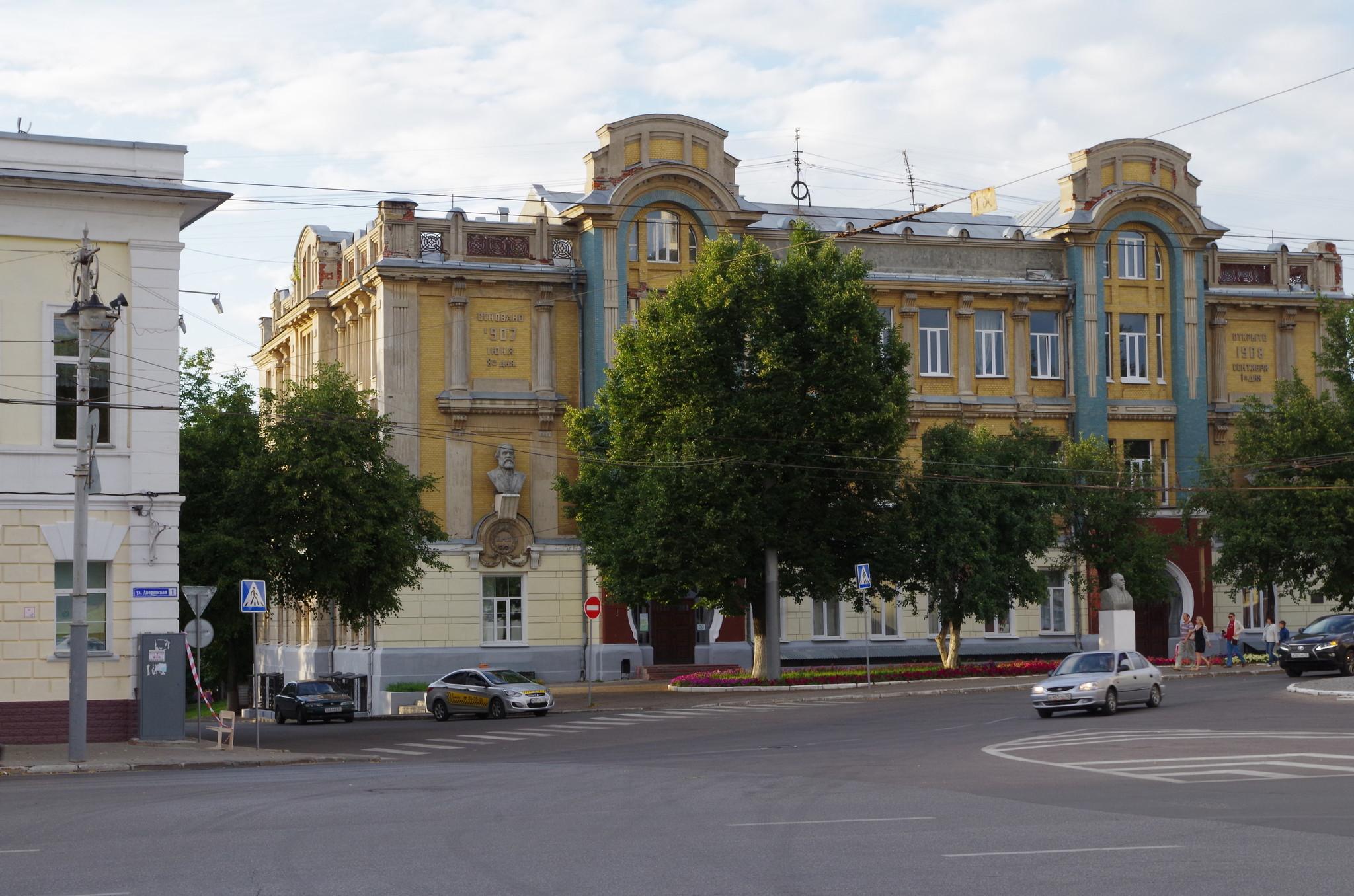 Владимир, улица Дворянская