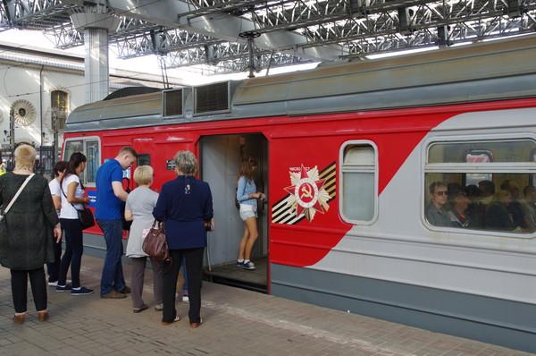 На Казанском вокзале