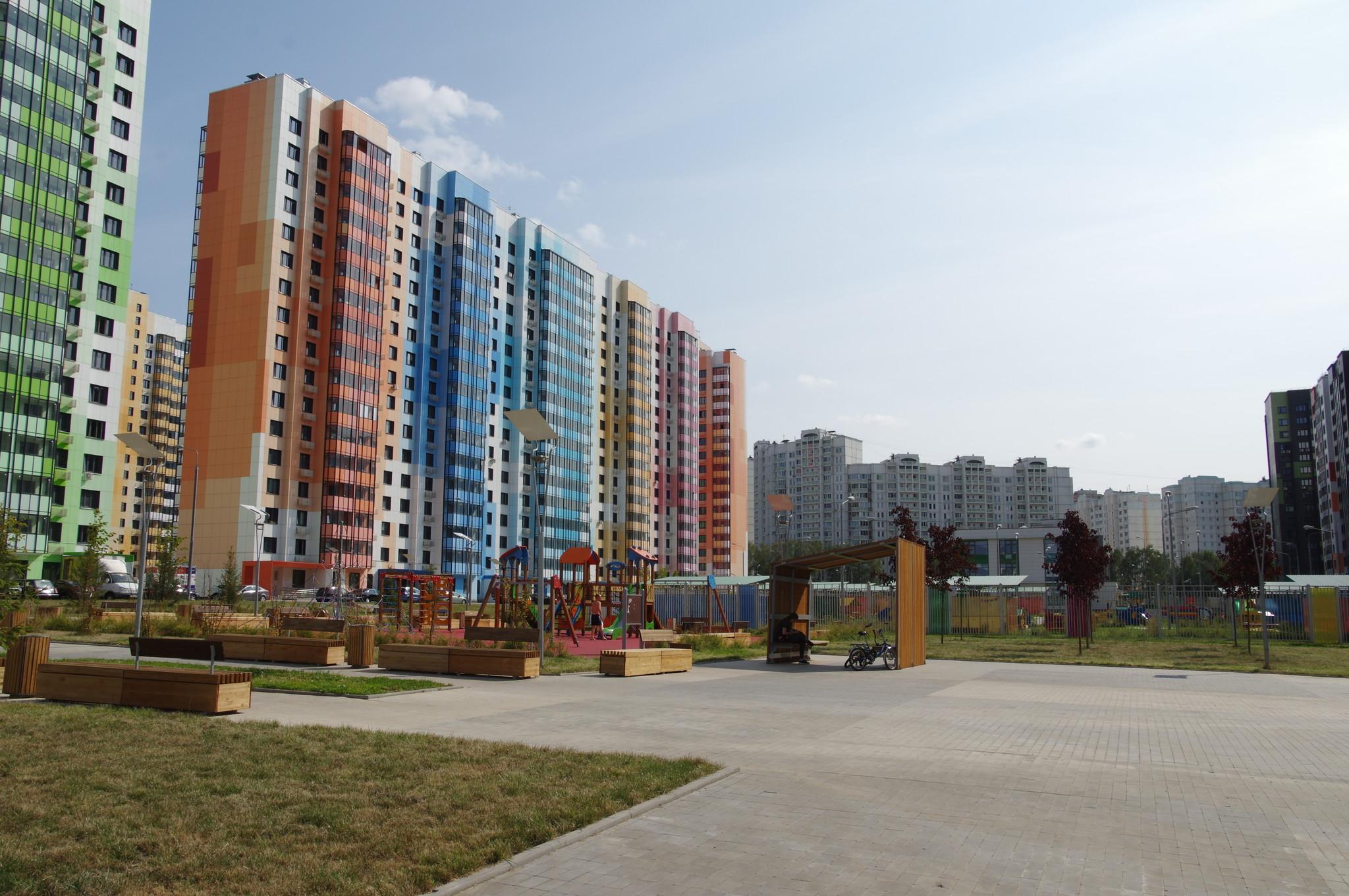 Дмитровское шоссе, дом 169, корпус 2