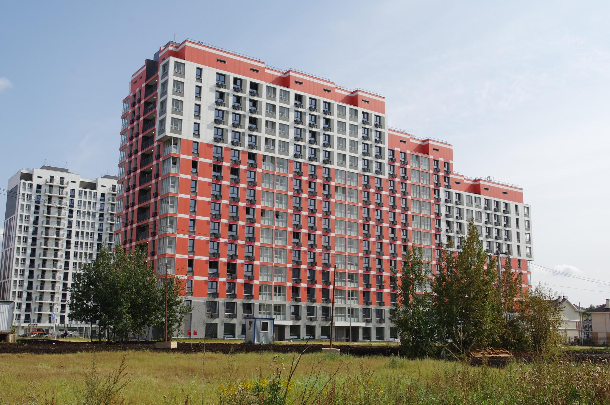 Дмитровское шоссе, дом 124А