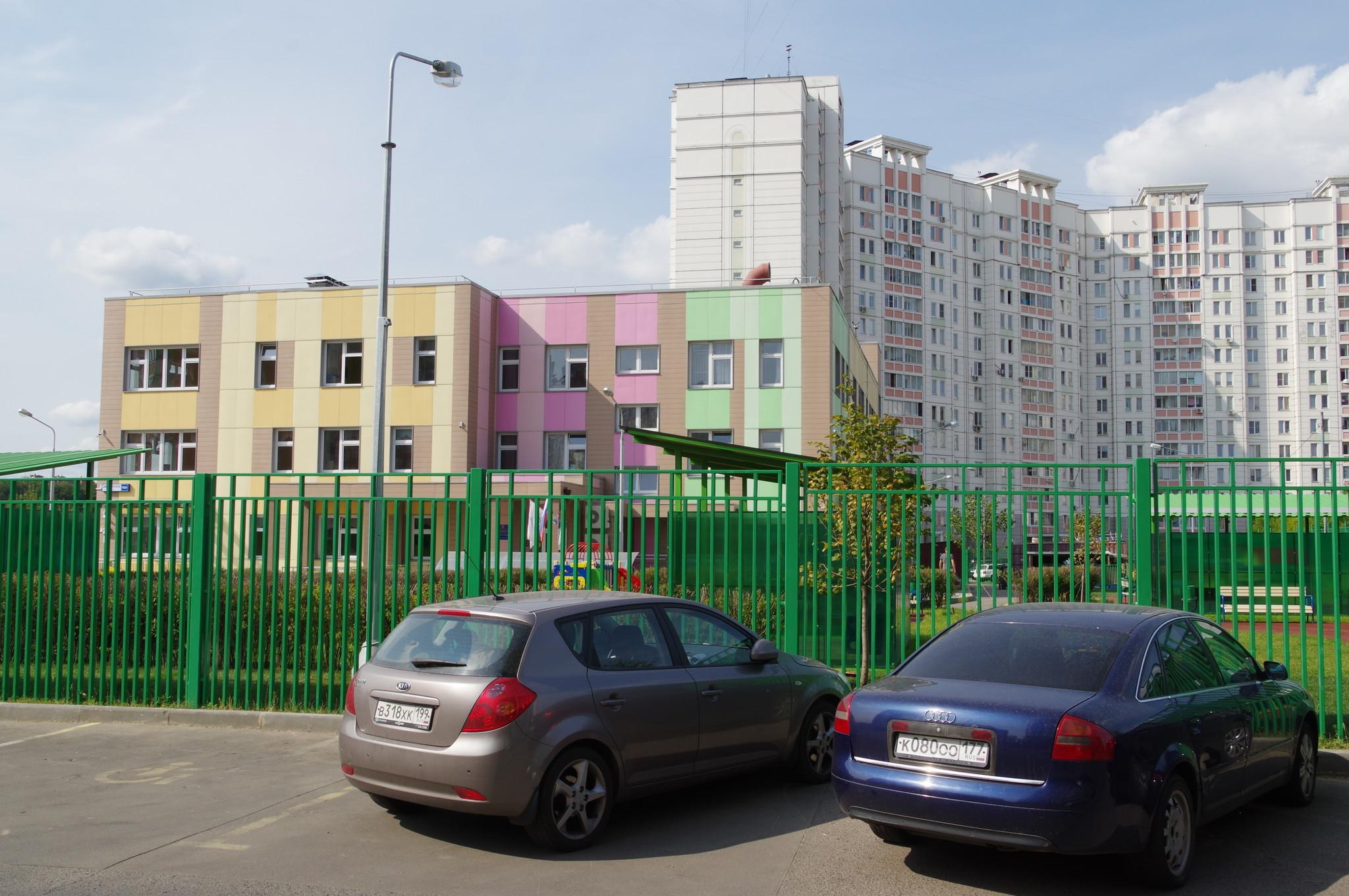Дошкольное образовательное учреждение на 200 мест (Дмитровское шоссе, вл. 165, корп. 5)