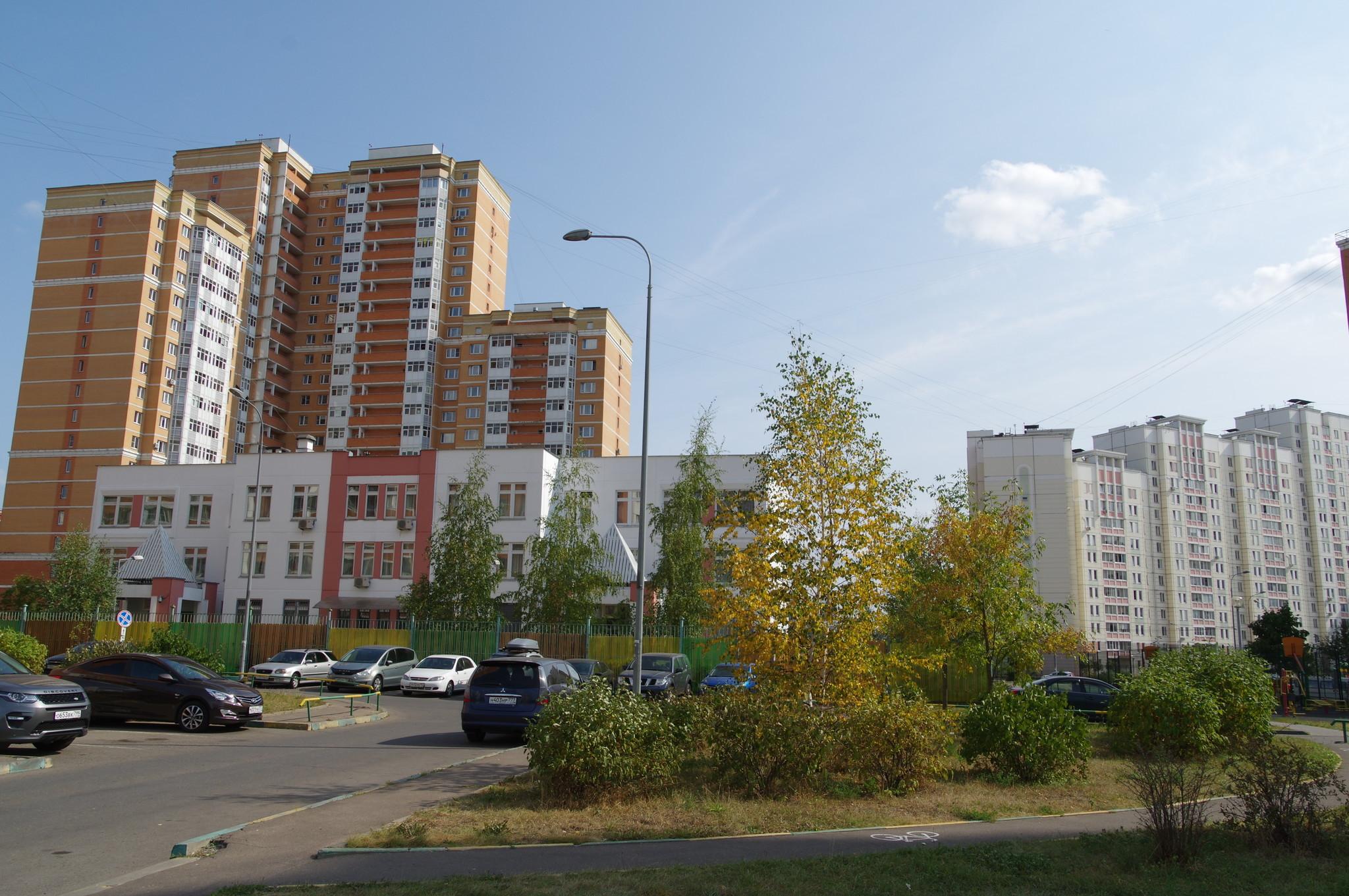 ГБОУ Детский сад № 2702 (Дмитровское шоссе, дом 165Е, корпус 2)