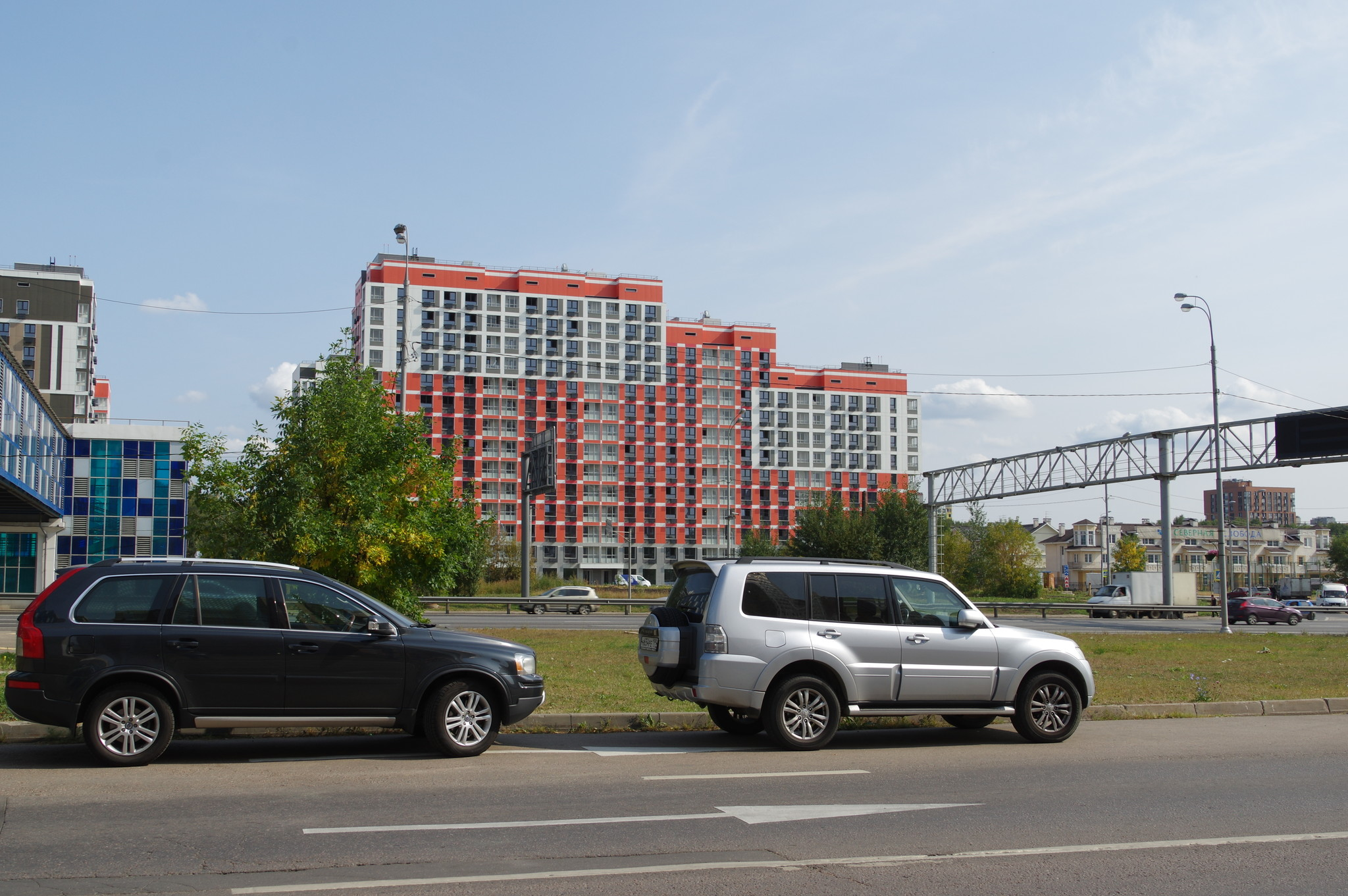 ЖК «Северный» (Дмитровское шоссе, дом 124А)