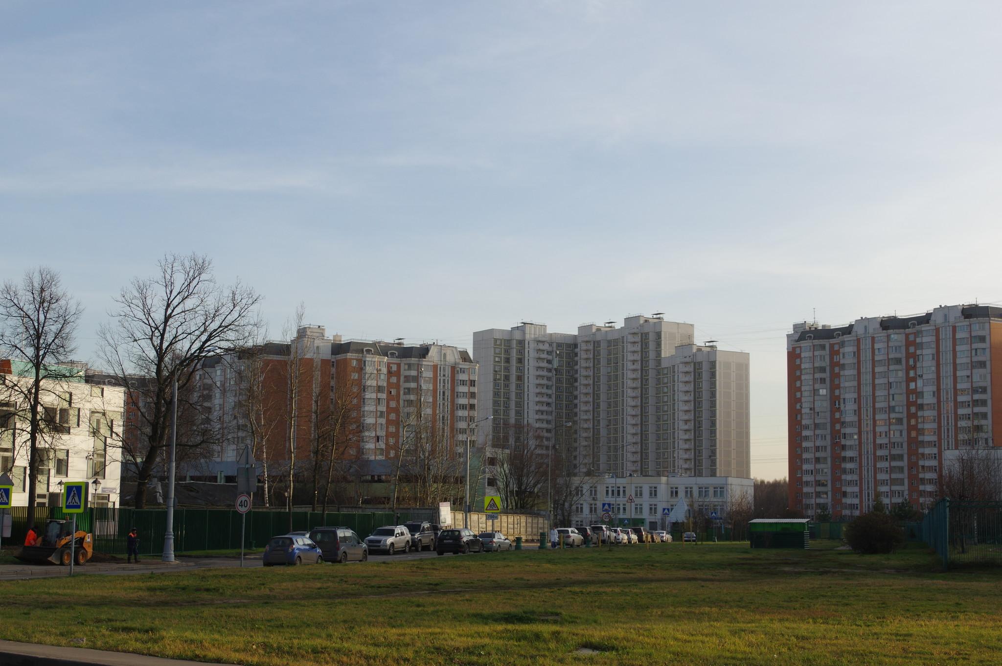 Челобитьевское шоссе, владение 4 (1-й микрорайон, район Северный, Северо-Восточный административный округ)