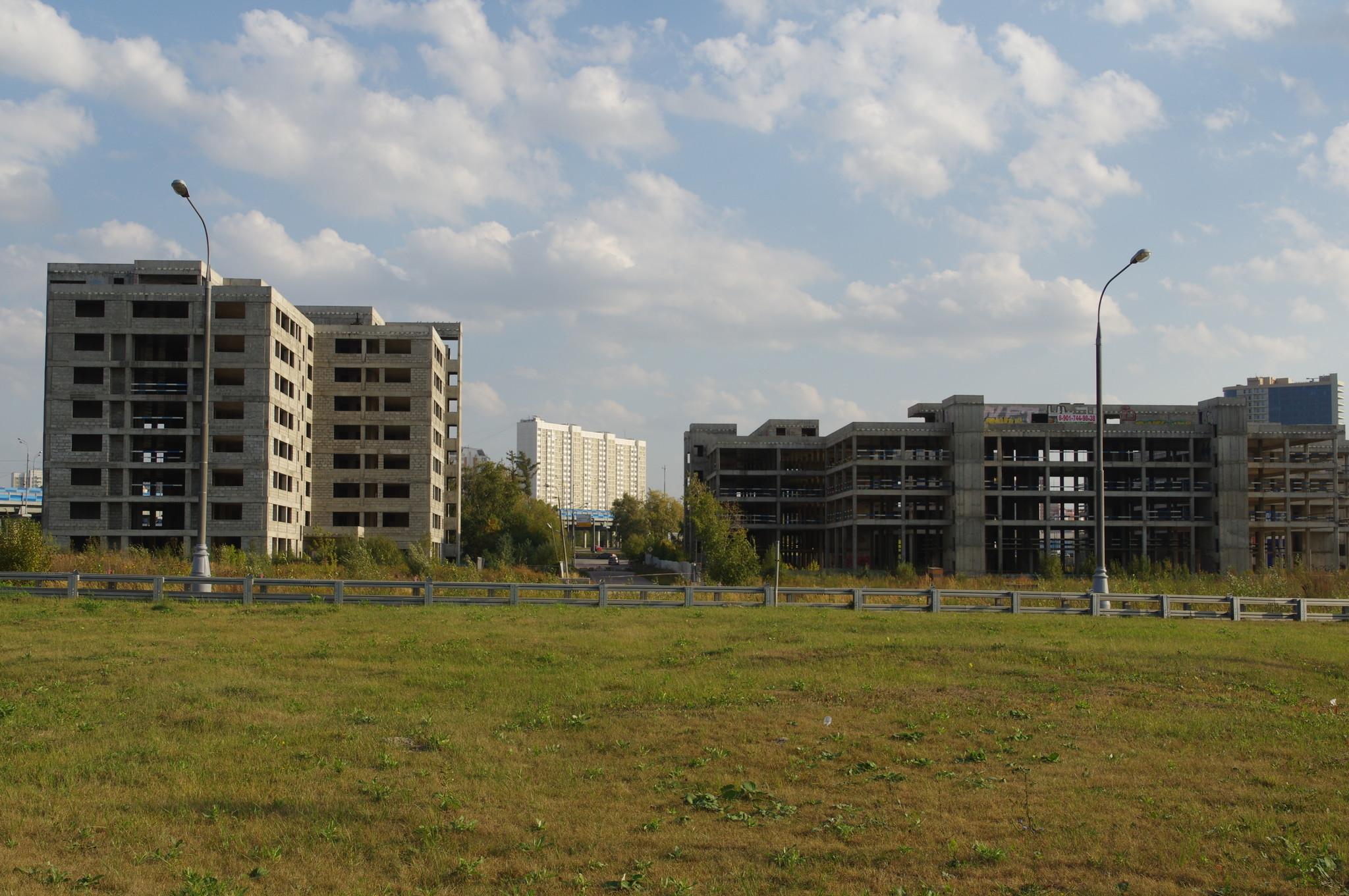 Дмитровское шоссе, владение 167