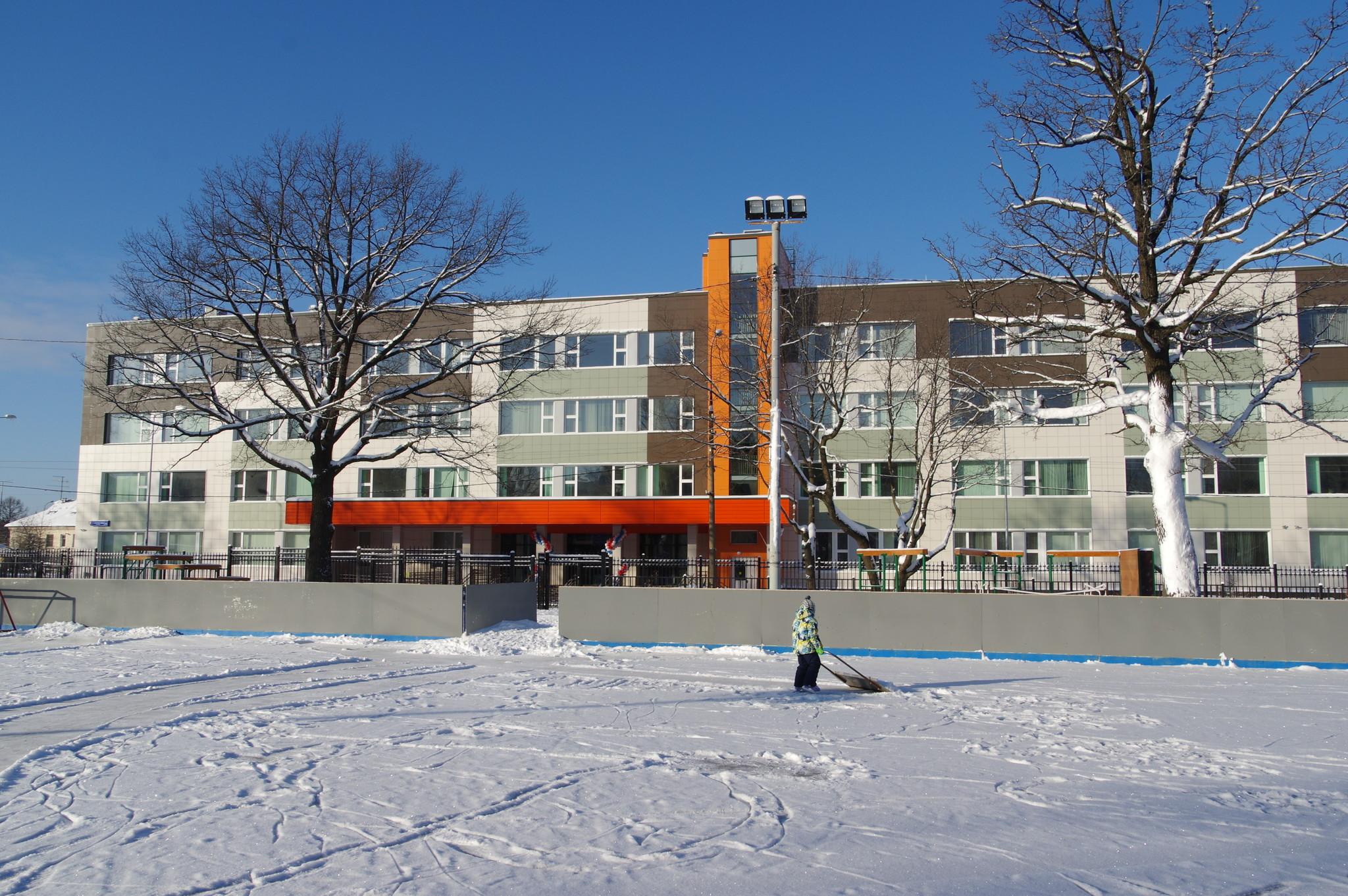 Государственное бюджетное общеобразовательное учреждение города Москвы «Школа № 709» (7-я Северная линия, 13, строение 1)