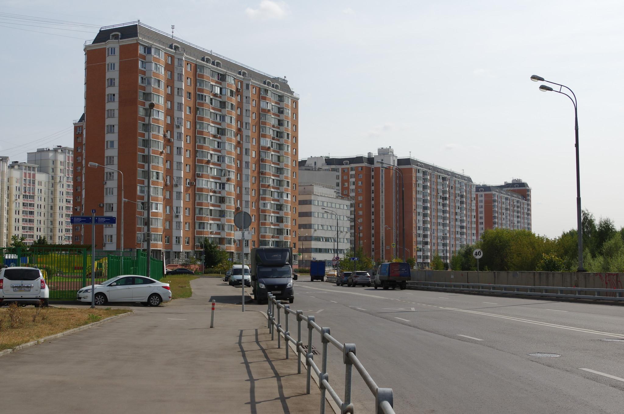 Улица Академика Алиханова