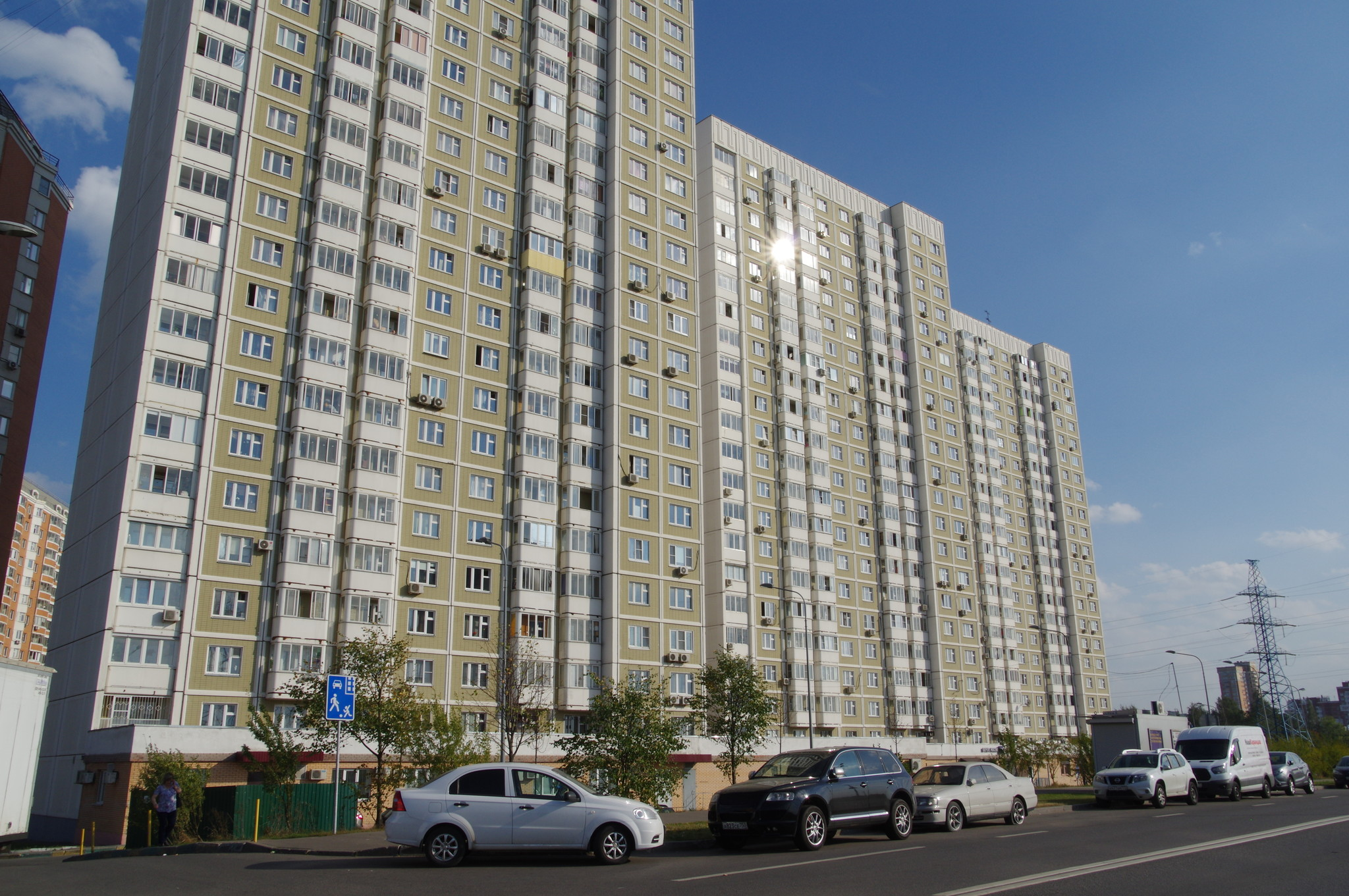 Челобитьевское шоссе, дом 12, корпус 5