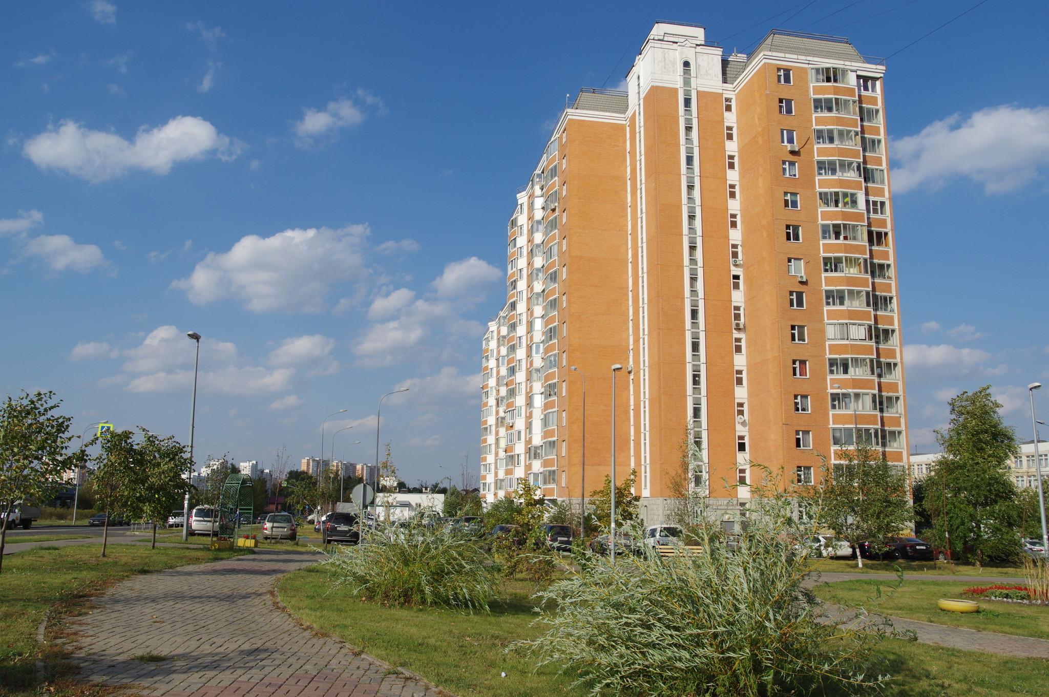 Челобитьевское шоссе, дом 2, корпус 1