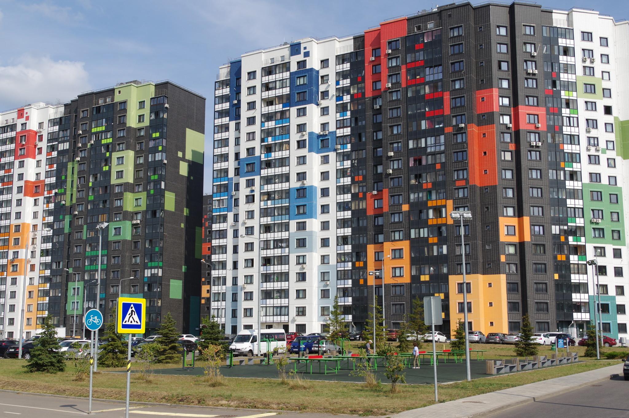 Дмитровское шоссе, дом 169, корпус 6 и корпус 7