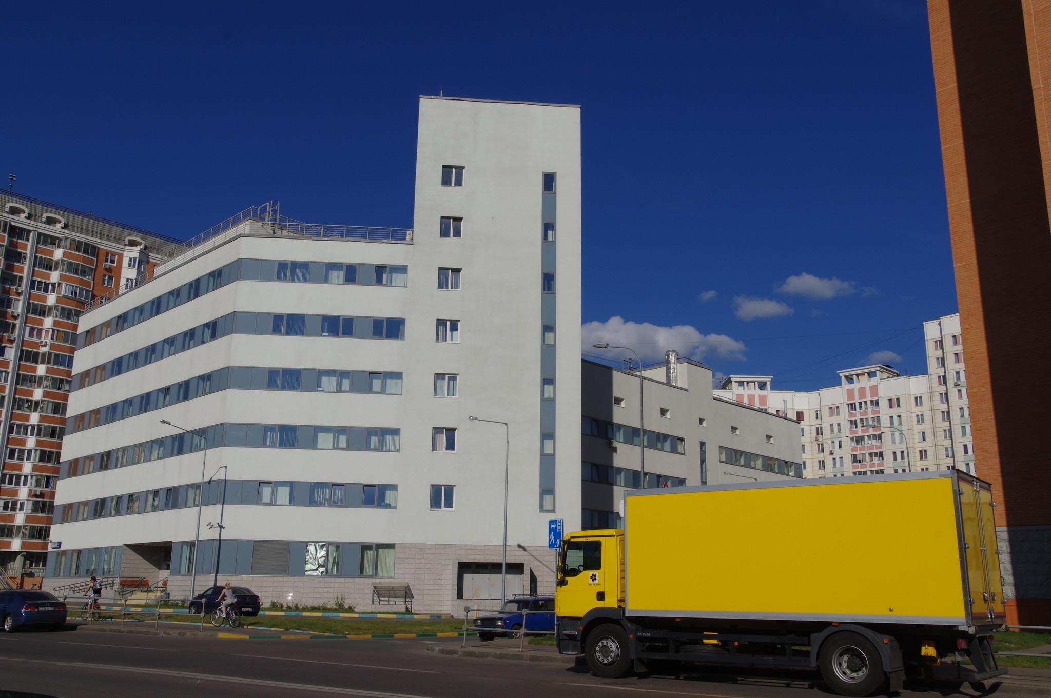 Диагностический центр № 5 с поликлиническим отделением, филиал № 6 (Дмитровское шоссе, дом 165Д, корпус 7)