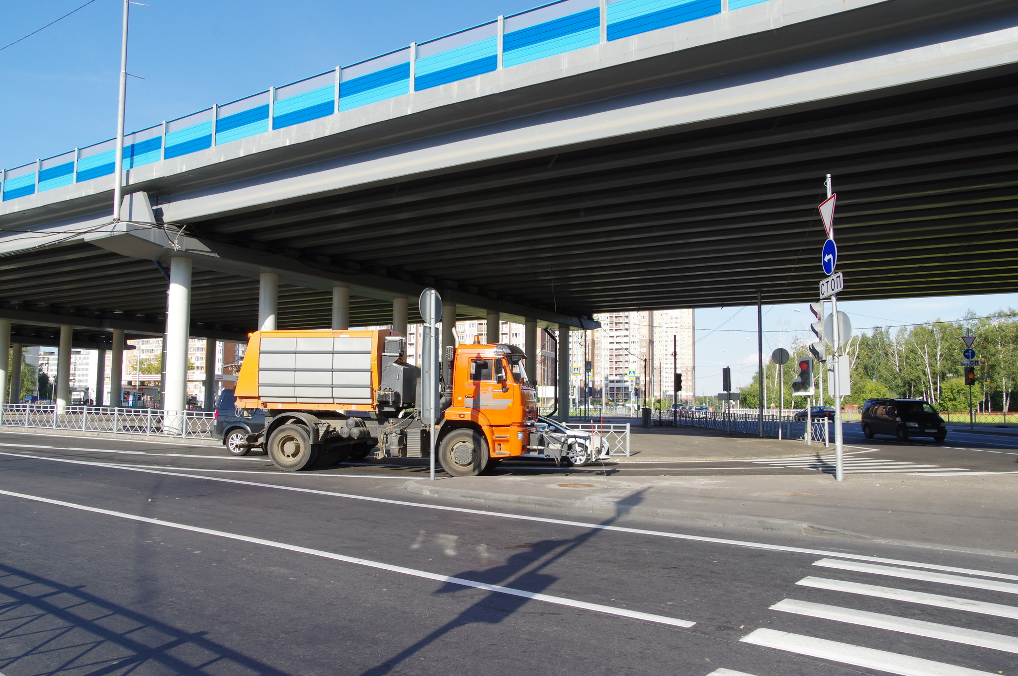 Дмитровское шоссе