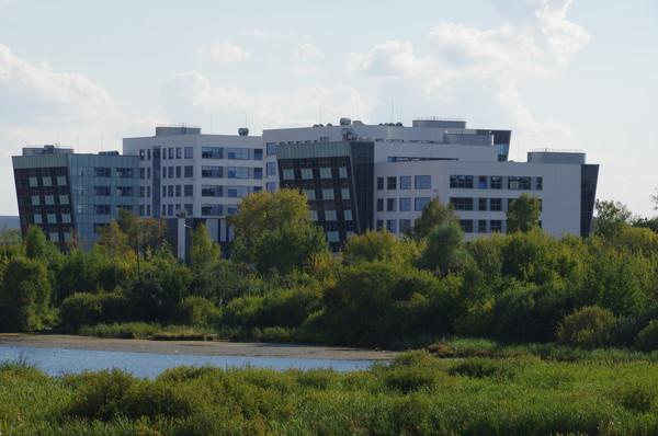 Первый корпус технопарка Московского физико-технического института