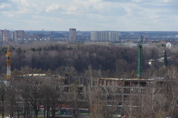 Строительство нового корпуса общеобразовательной школы № 709 (город Москва, СВАО, 7-я Северная линия, вл. 13, мкр. 4)