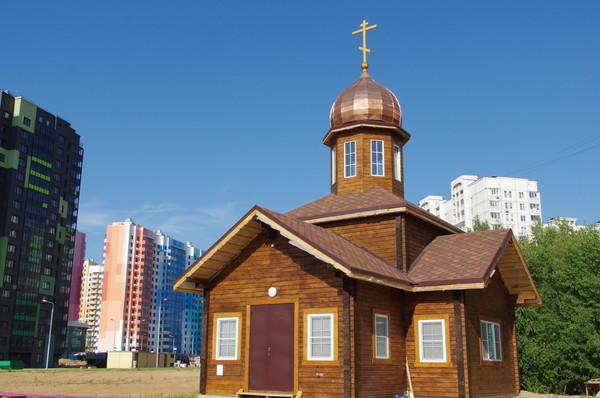 Храм в честь священномученика Илариона, архиепископа Верейского