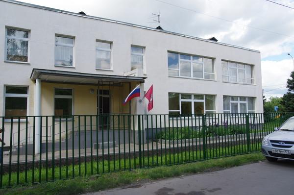 Детский сад № 1188. Адрес: Москва, Северная 9-я линия, дом 15, корпус 3