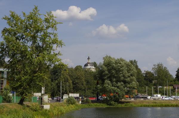 Владимирский храм в Виноградово