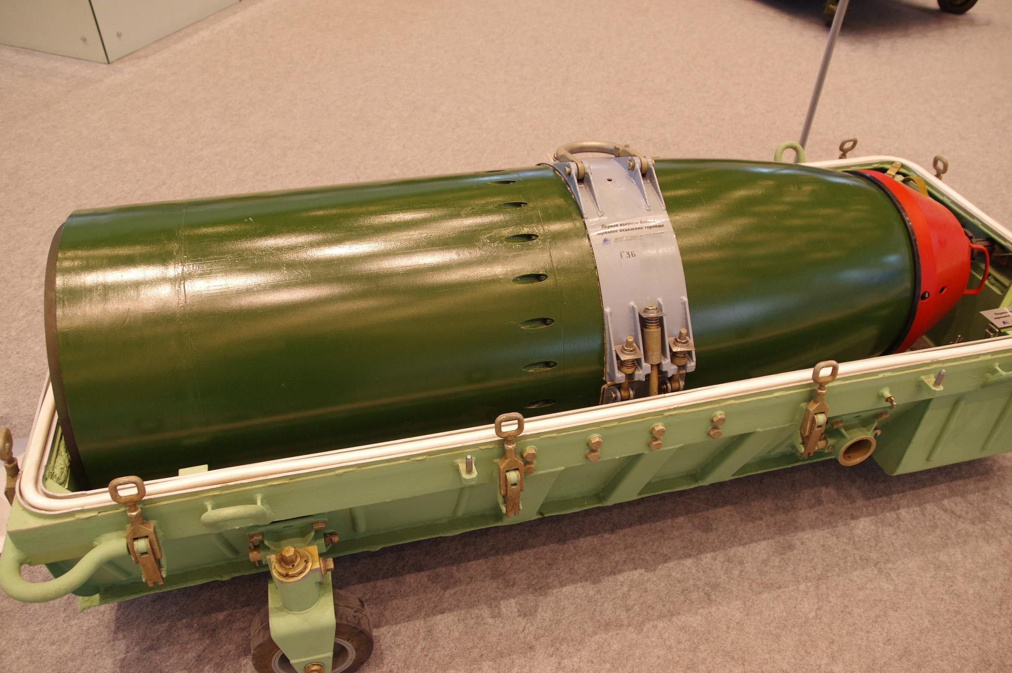 Ядерная боевая часть торпеды Т-5