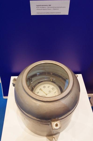Судовой хронометр (Навигационный прибор измерения времени)