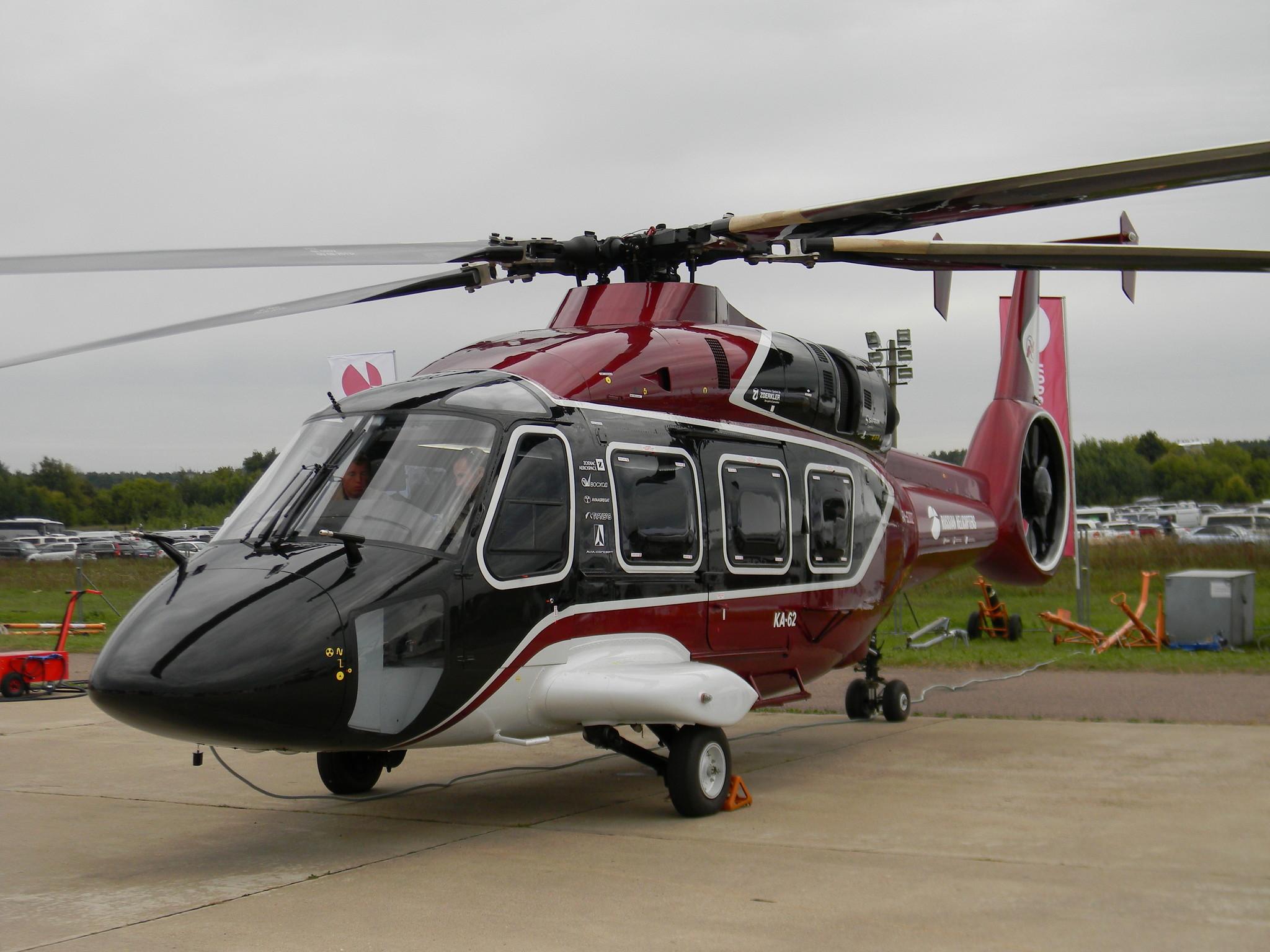 Многоцелевой вертолёт Ка-62   Северная линия