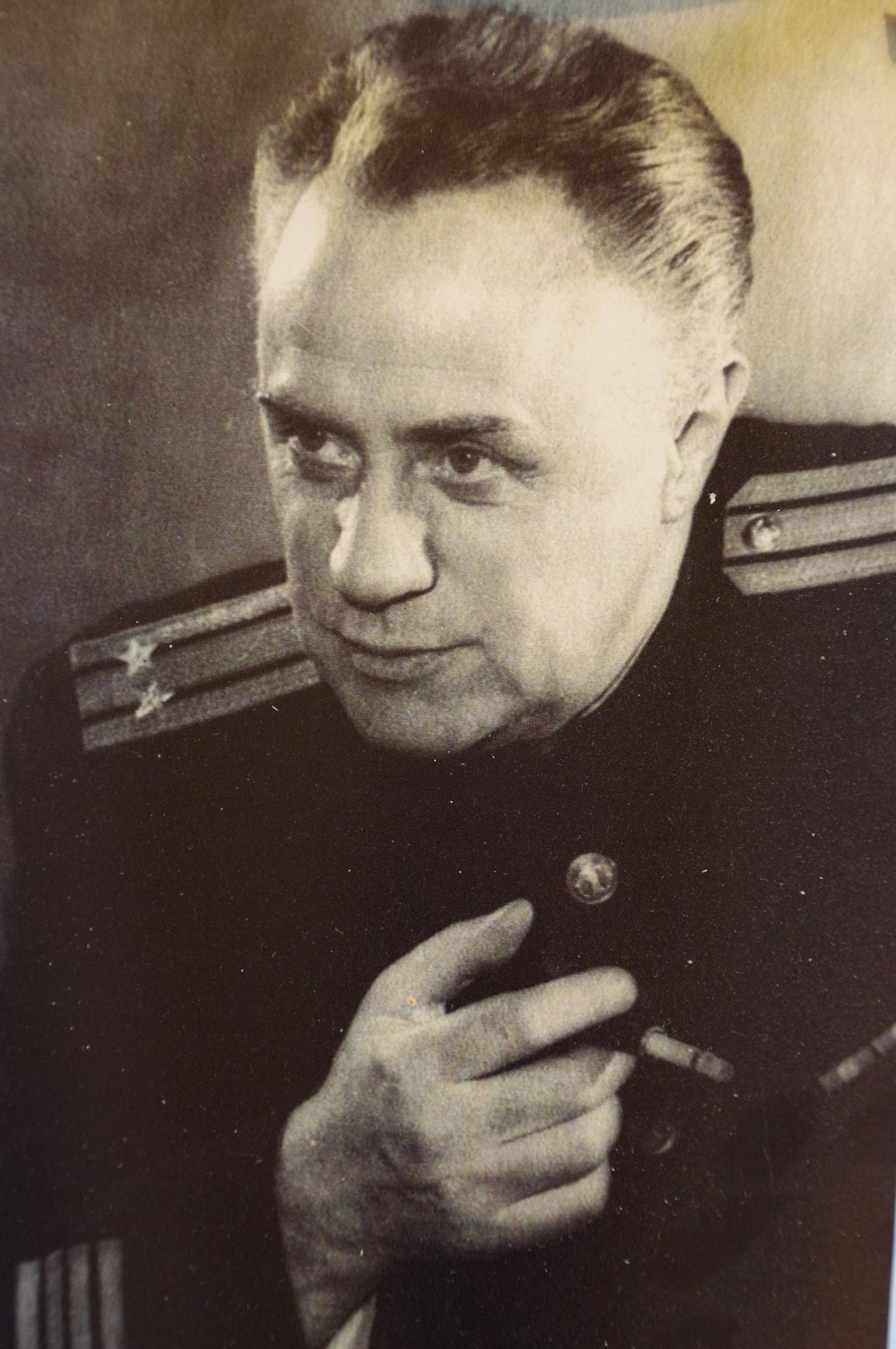 Народный артист СССР Михаил Иванович Жаров