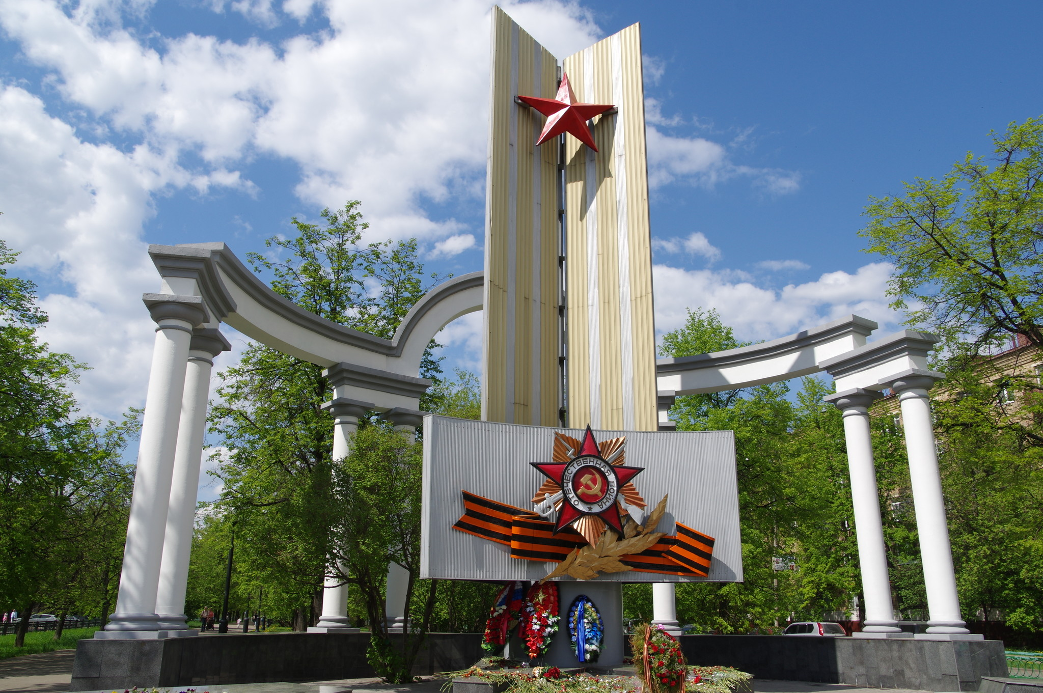 Бульвар Маршала Рокоссовского