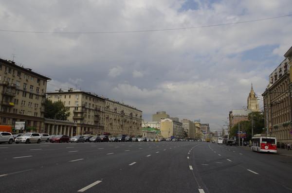 Смоленский бульвар