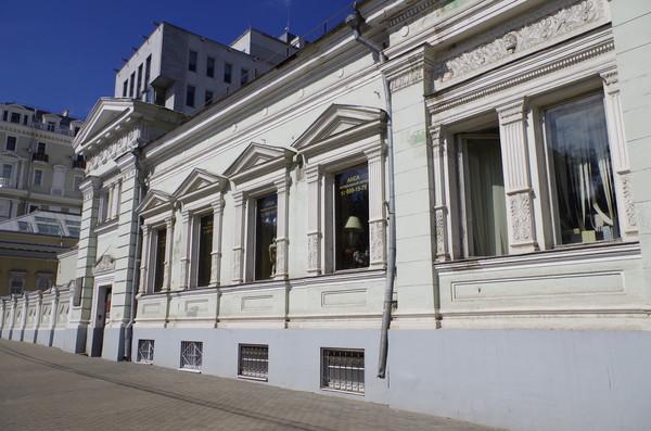 Дом С.И. Елагиной (Страстной бульвар, дом 11, строение 1)