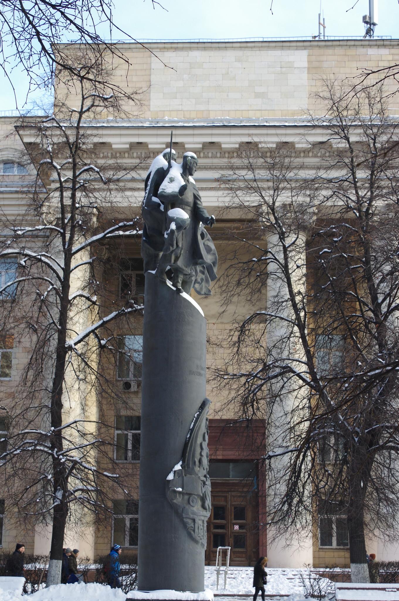 Московский автомобильно-дорожный государственный технический университет (МАДИ). Ленинградский проспект, 64