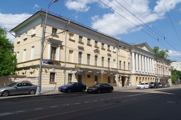 Гимназия Л.И. Поливанова в Москве (улица Пречистенка, дом 32/1)