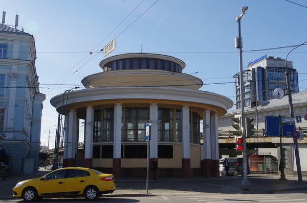 Станция метро «Парк Культуры» (Сокольническая линия)