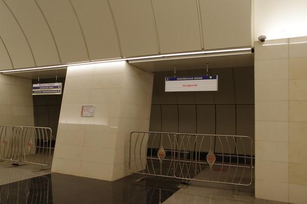 Станция «Петровско-Разумовская»