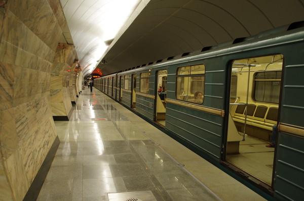 Состав из вагонов 81-717.5М/714.5М