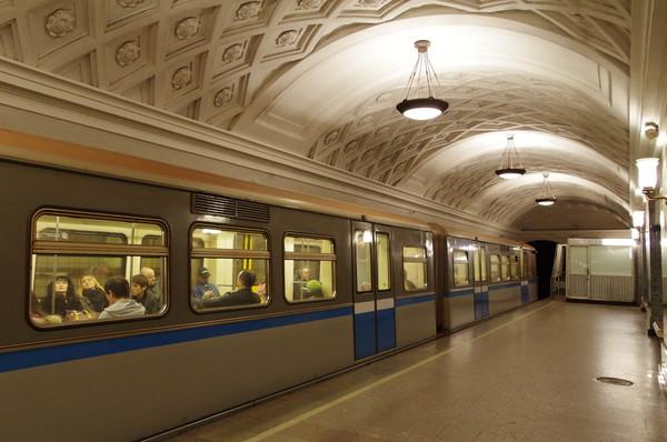 Станция метро «Курская»