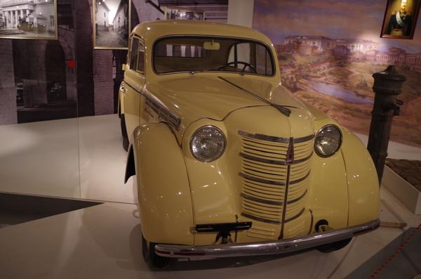 Автомобиль «Москвич-400» (Музей Москвы)