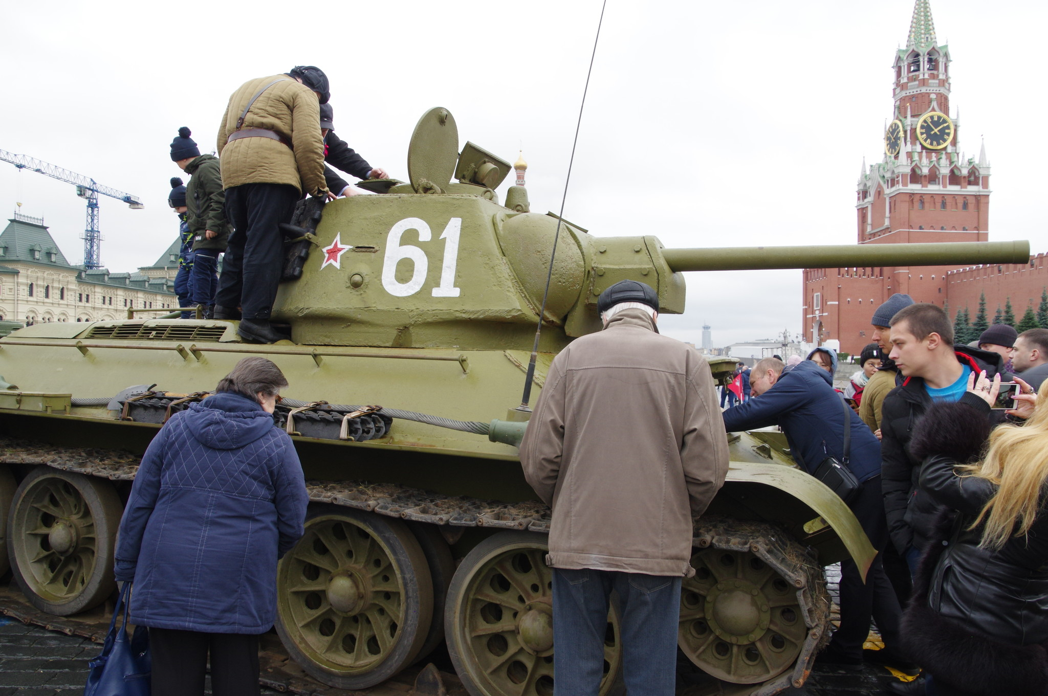 Средний танк Т-34-76