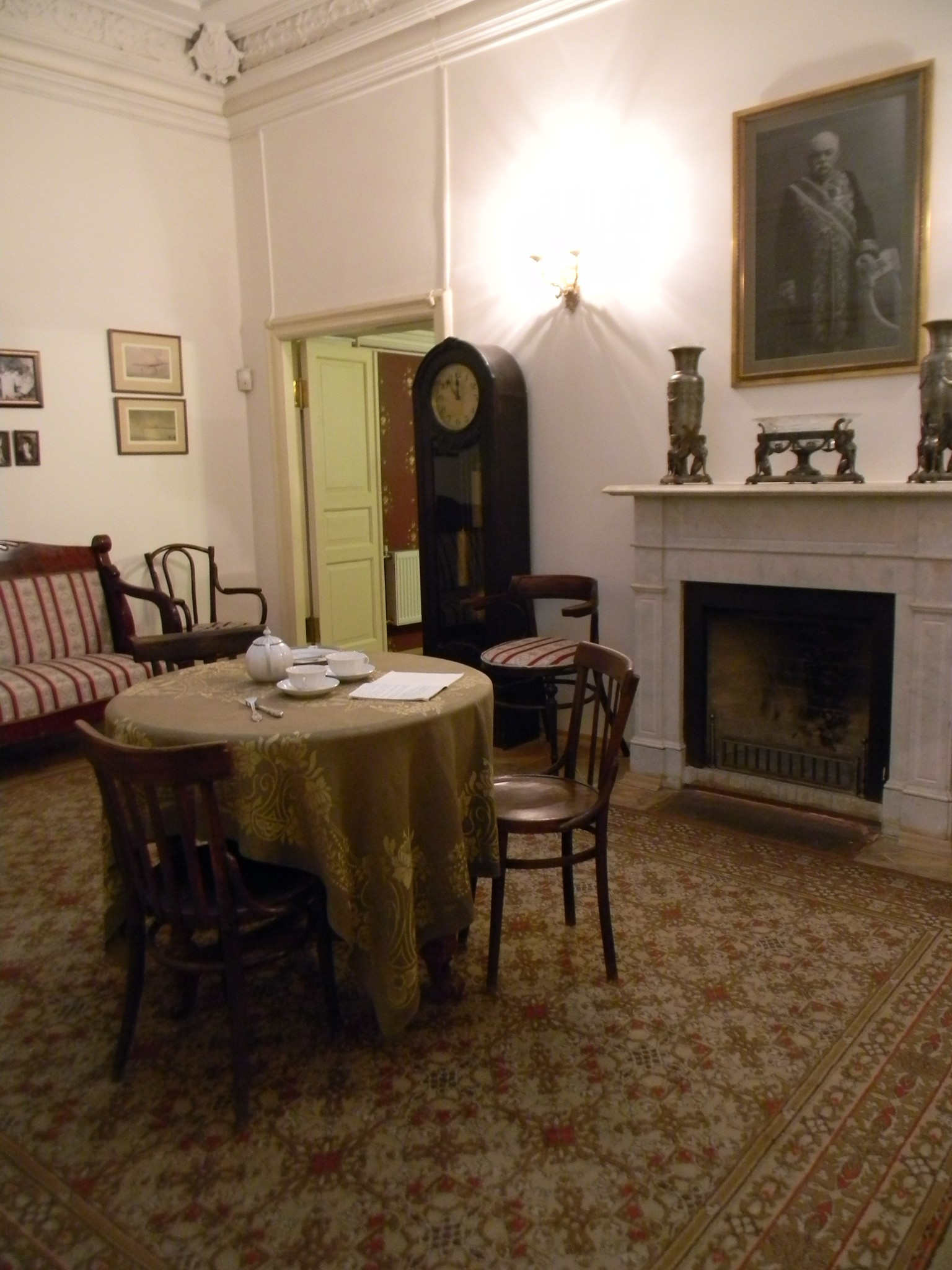 Дом-музей Марины Цветаевой (Борисоглебский переулок, дом 6)
