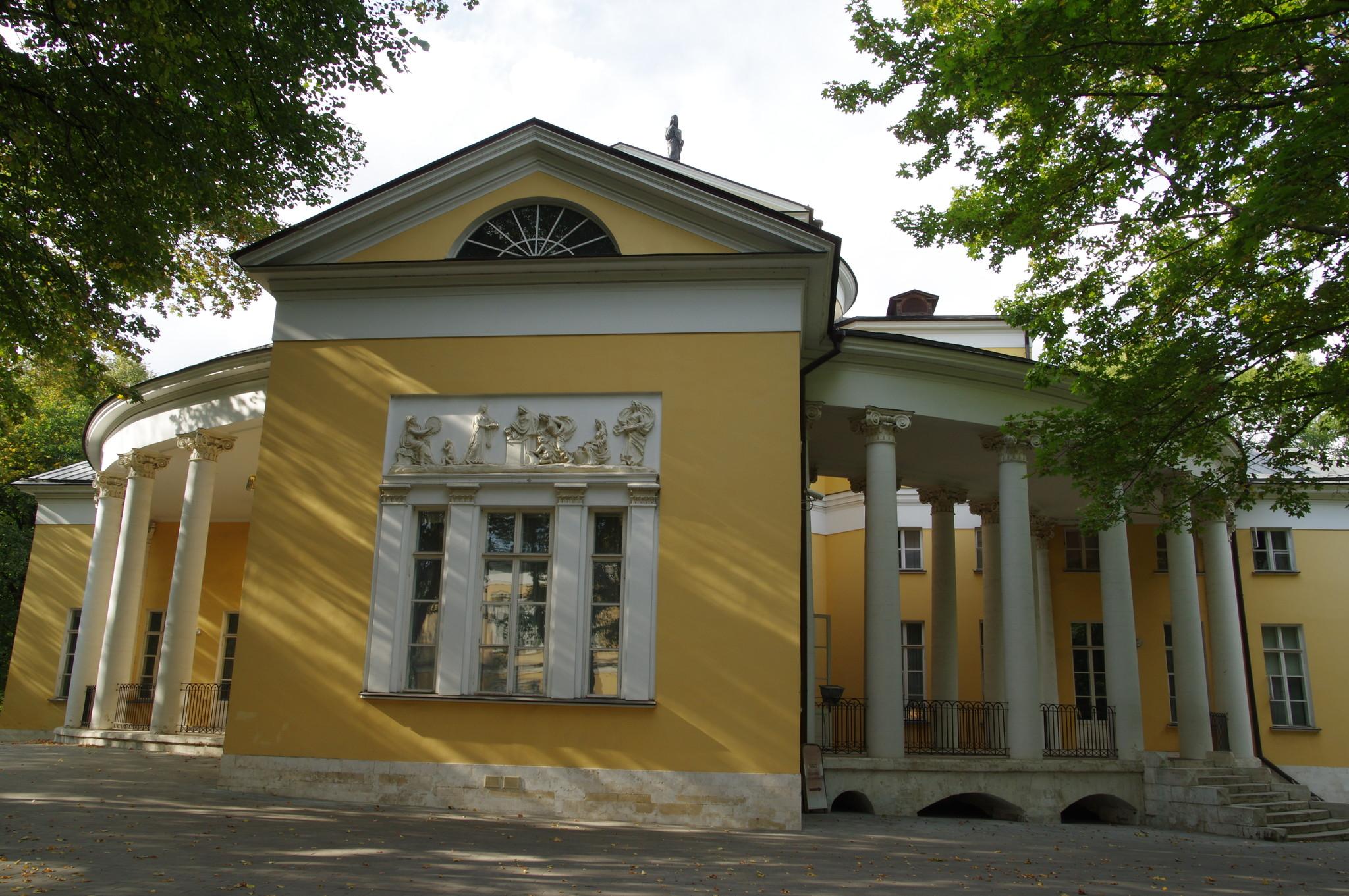 Дворец Н.А. Дурасова в Люблино (улица Летняя, дом 1, строение 1)