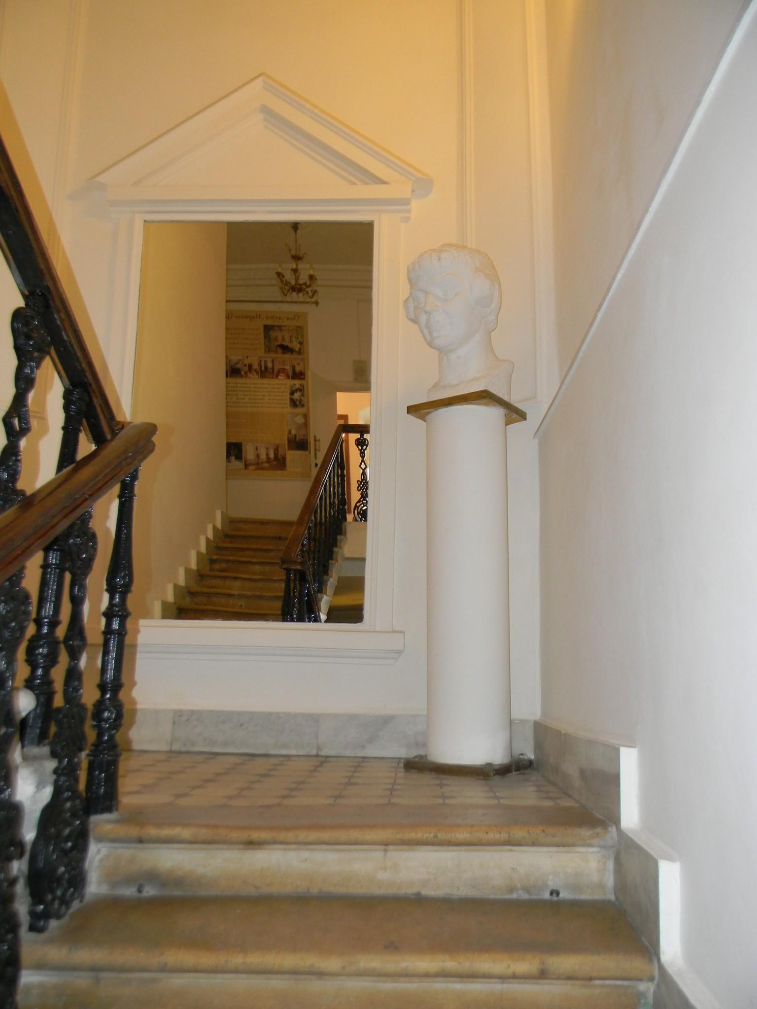 Культурный центр «Дом-музей Марины Цветаевой» (Борисоглебский переулок, дом 6)