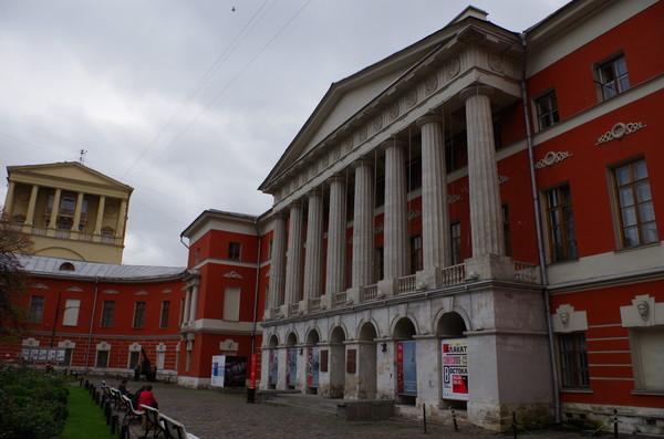 Государственный центральный музей современной истории России (улица Tверская, дом 21)