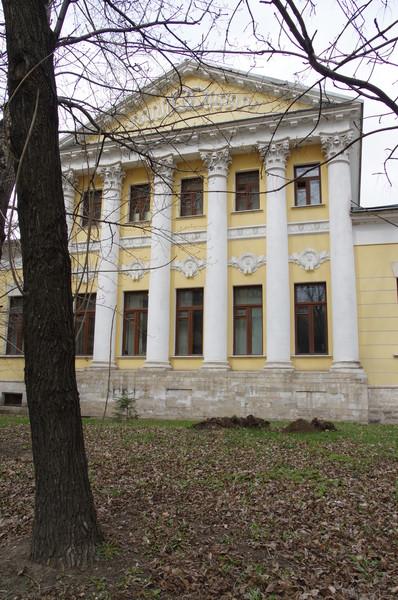Мемориальный дом-музей Аксаковых (переулок Сивцев Вражек, дом 30, строение 1)