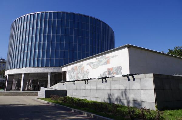 Музей-панорама «Бородинская битва» (Кутузовский проспект, 38)