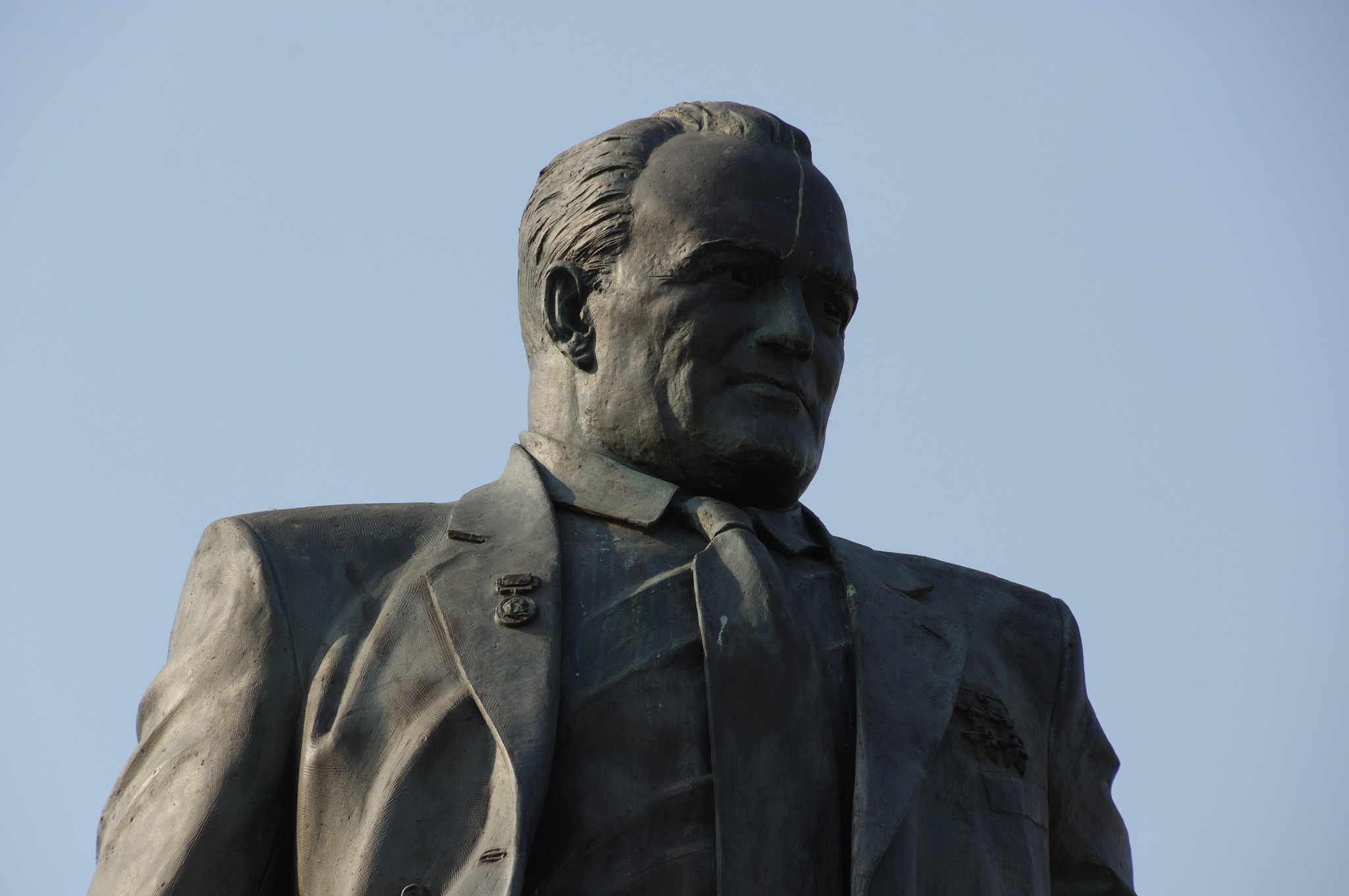 Памятник Сергею Павловичу Королёву