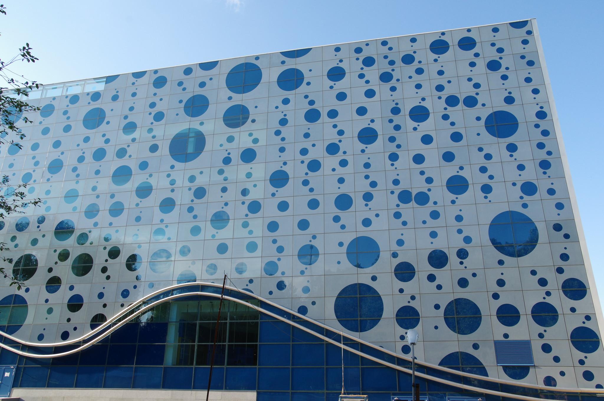 Центр Океанографии и Морской Биологии «Москвариум» (Павильон № 23)