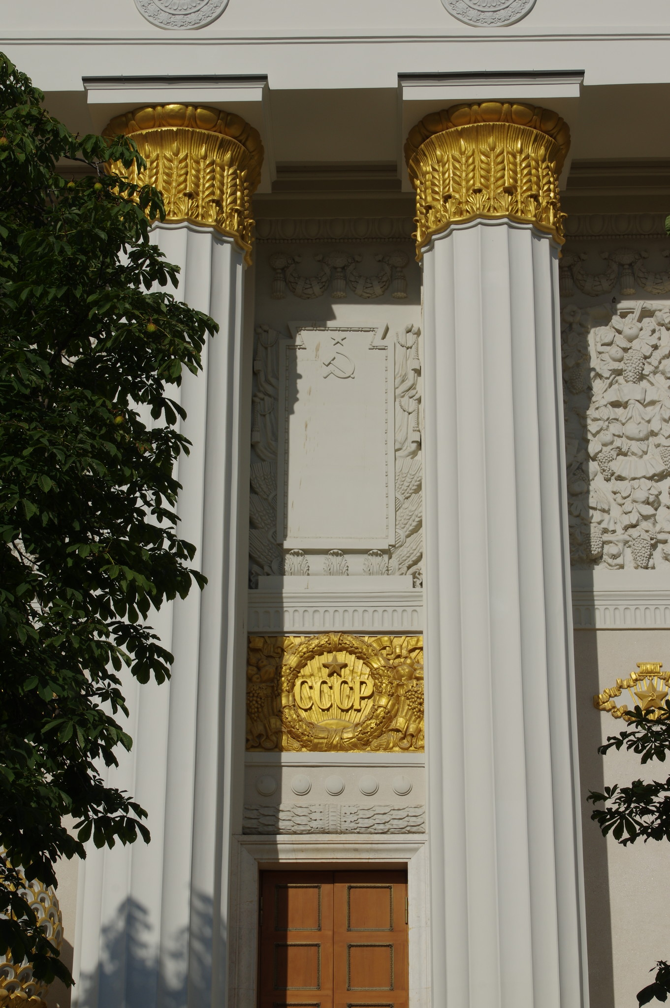 Главный (Центральный) павильон ВДНХ