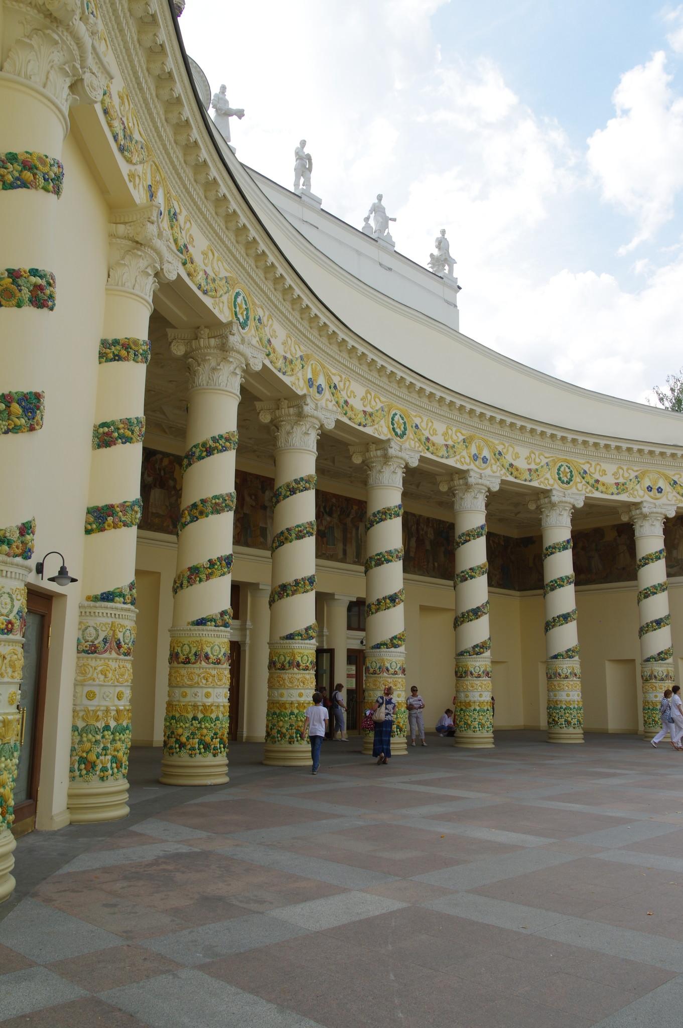 Павильон № 18 «Республика Беларусь» на ВДНХ