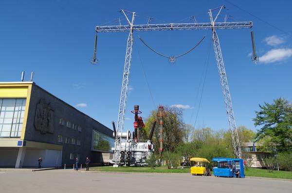 Выставочный павильон «Электрификация» (павильон 55 на ВДНХ)